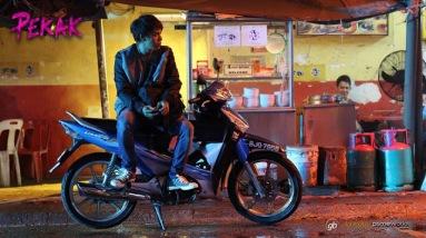 Zahiril Adzim memagang watak Uda dalam filem Pekak